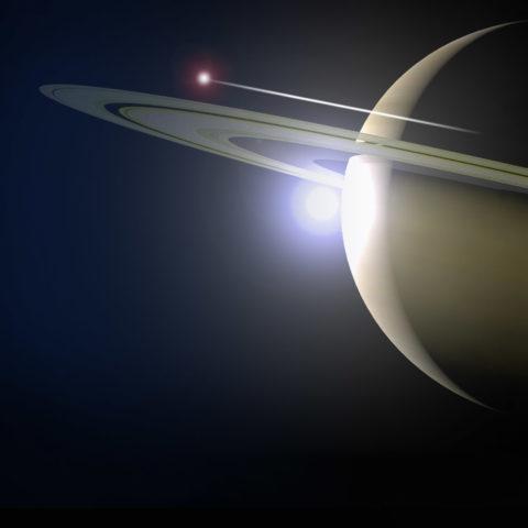 Saturn Wheel